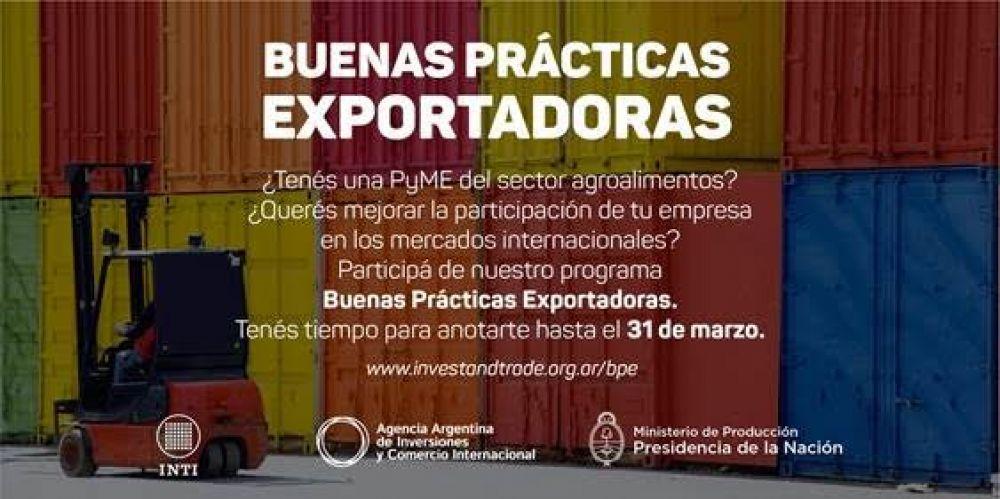 foto: Nuevo Programa de Buenas Prácticas Exportadoras