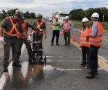foto: Autopista Metropolitana de Ruta 12 empieza a ser una realidad
