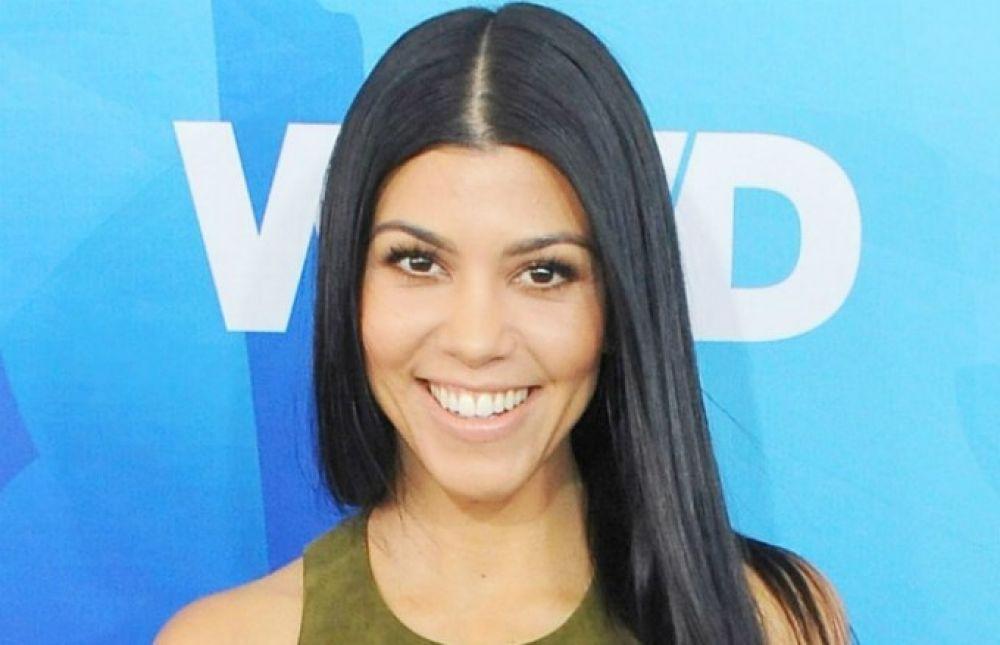 foto: Kourtney Kardashian festejó sus 38 con un chapuzón sin ropa