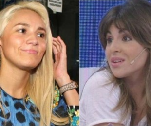 foto: Rocío Oliva, durísima con Gianinna Maradona