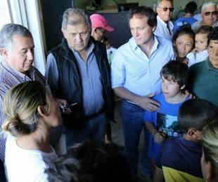 foto: Emergencia Hídrica: Camau anunció obras para evitar estos problemas