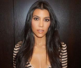 foto: Filtran un video de Kourtney Kardashian desnuda en una pileta
