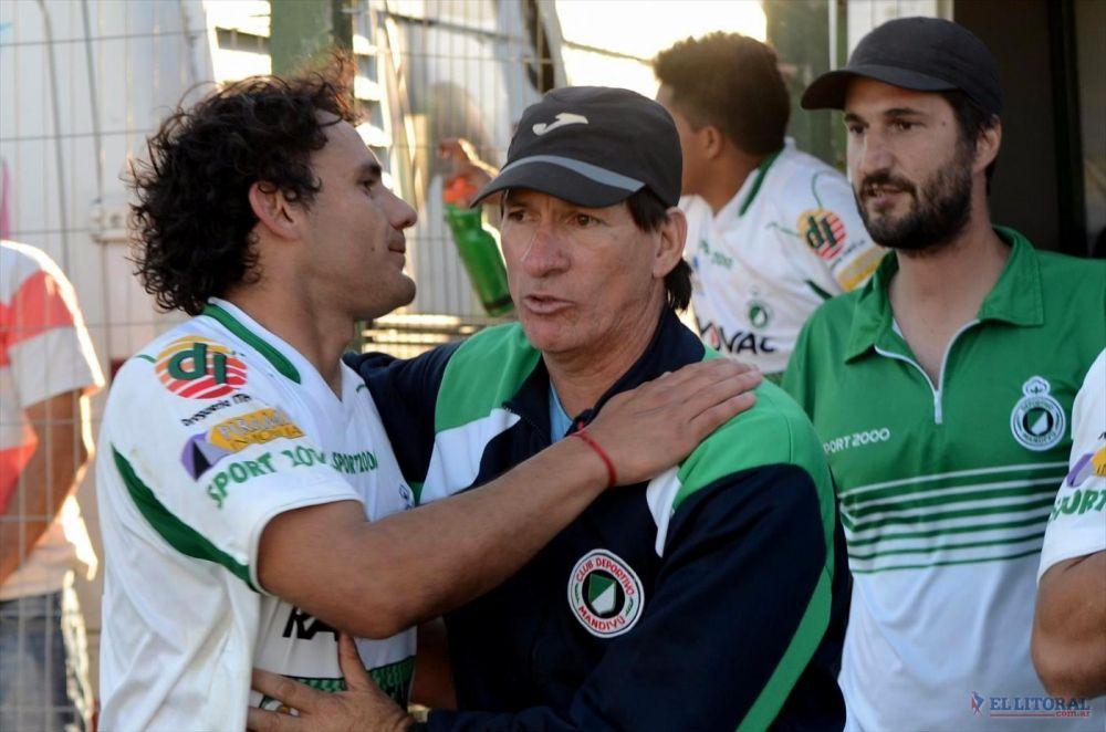 foto: Faltan detalles, pero Suárez va a ser entrenador de Mandiyú
