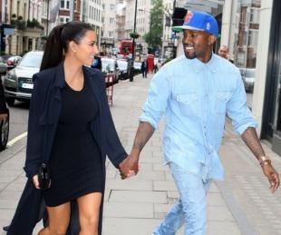 foto: Kanye West y Kim Kardashian decididos a tener otro hijo