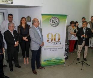 foto: Provincia inauguró la Sala de Cirugía del  Hospital Vidal