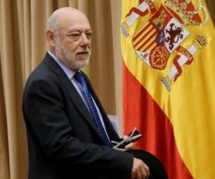 foto: Murió en Buenos Aires el fiscal general de España