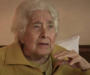 foto: Murió Marta Vázquez, presidente de Madres de Plaza de Mayo