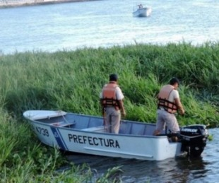 foto: Buscan a un menor que desapareció de las aguas del Paraná