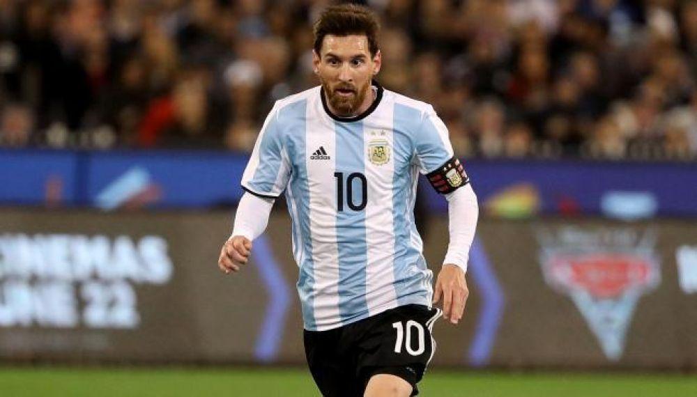 foto: Argentina podría enfrentarse a Catalunya antes del Mundial