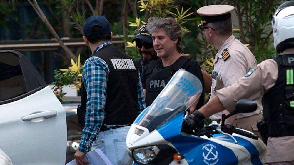 foto: La Cámara Federal le otorgó la libertad a Amado Boudou