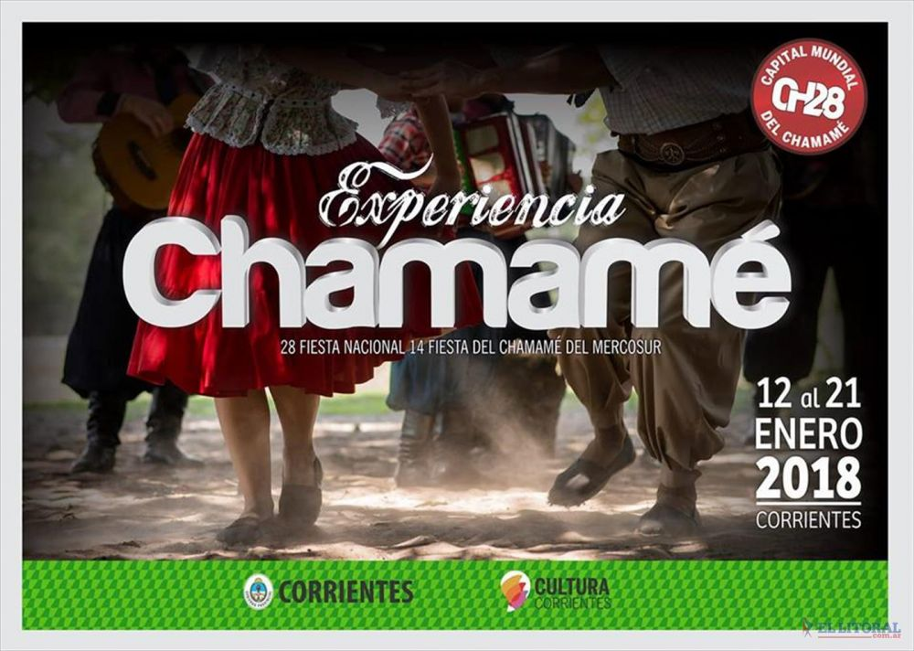 foto: Conocé la grilla para la 2da noche de la Fiesta Nacional del Chamamé