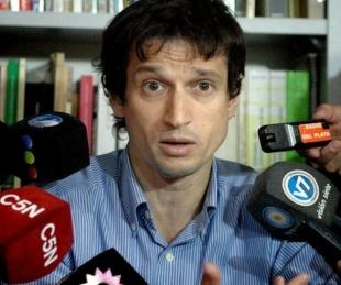 foto: Investigan escuchas telefónicas a Diego Lagomarsino