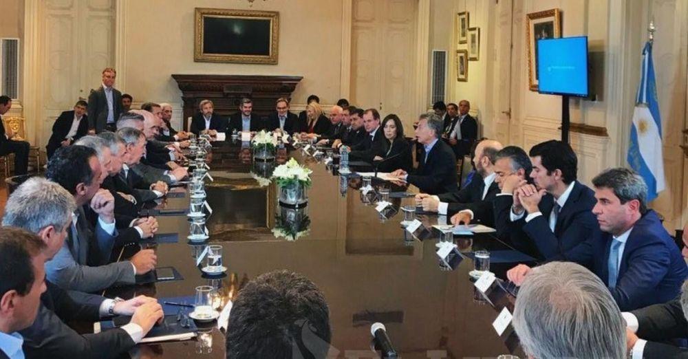 foto: Pacto Fiscal: Los debates de un nuevo reparto y la baja impositiva