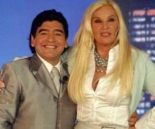 foto: Sobreseyeron a Susana Giménez en la causa que le inició Diego Maradona