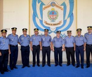 foto: Cambios: asumió la plana mayor de la Policía de Corrientes