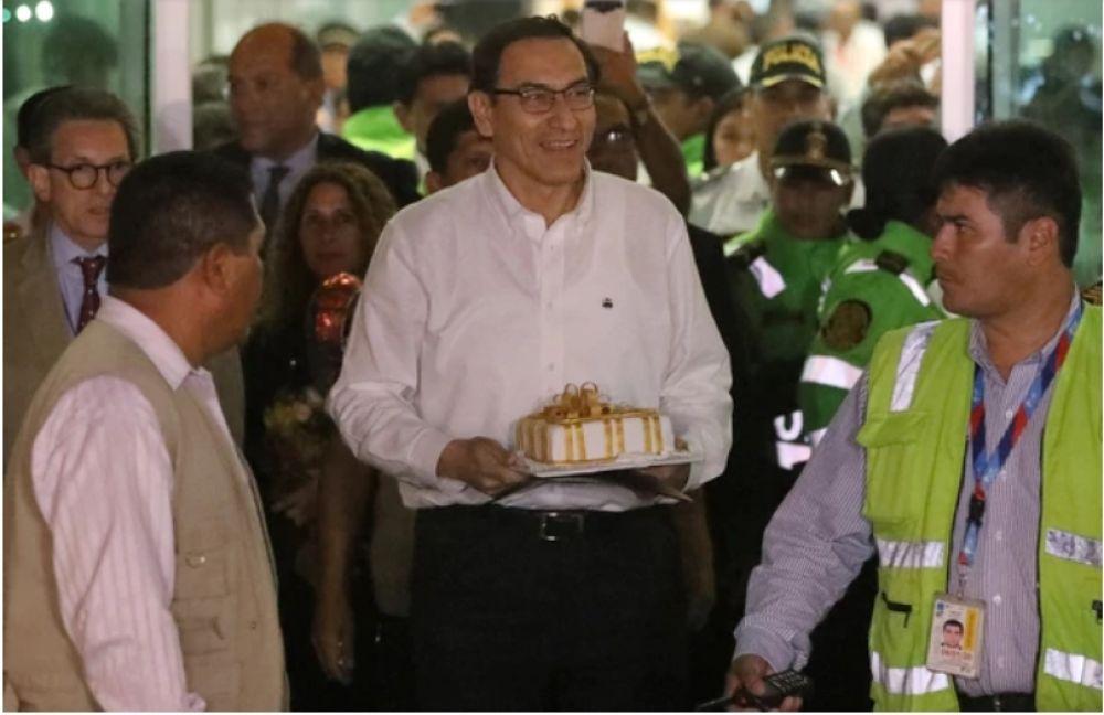 foto: Vizcarra le dijo adiós a la política de odio y buscará el consenso