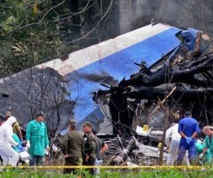 foto: Murió otra de las sobrevivientes de la tragedia aérea en La Habana