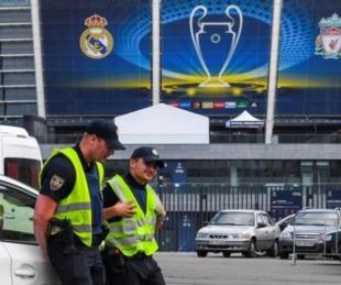 foto: Amenaza de bomba donde se jugará la final de la Champions League