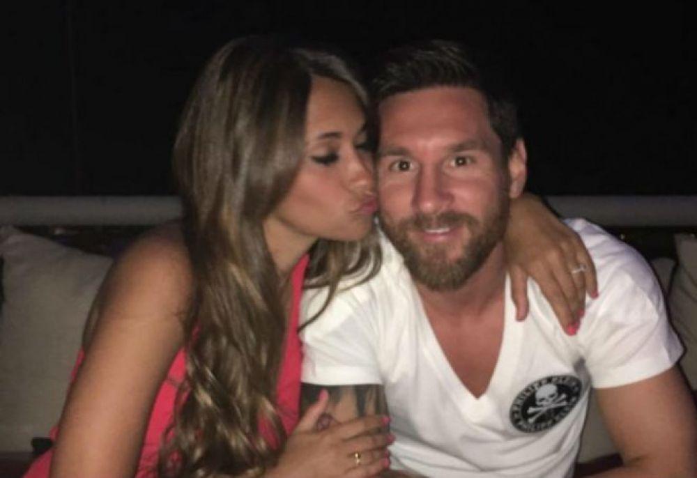 foto: El audio viral de Leo Messi que enfureció a Anto Roccuzzo