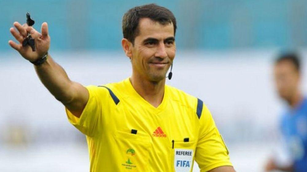 foto: Se confirmó el árbitro para el partido entre Argentina-Croacia