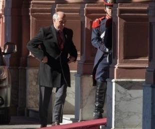 foto: Desmienten que Ricardo Lorenzetti deje la presidencia de la Corte
