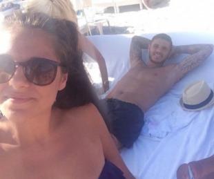 foto: El contundente tuit de Ivana, la hermana de Mauro Icardi
