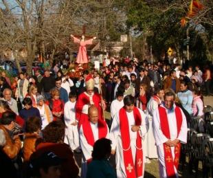 foto: Riachuelo se prepara para la Fiesta Patronal en honor a Santa Librada