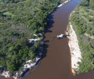 foto: Neiff se refirió a la obra que beneficiará a San Luis del Palmar