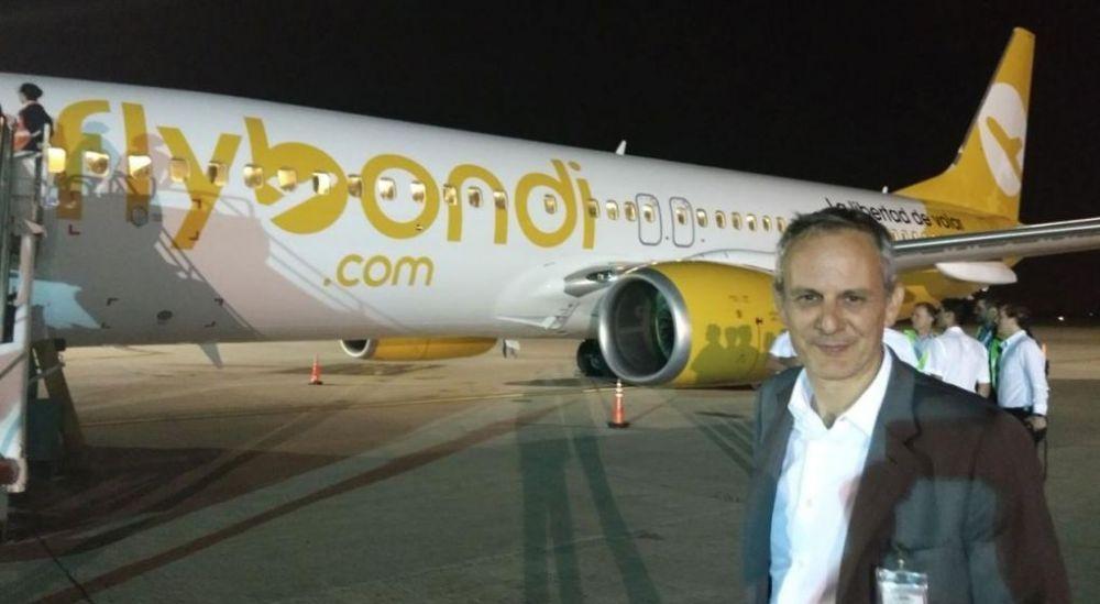 foto: Flybondi lanzó vuelos de Corrientes a Córdoba por 199 pesos