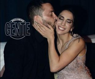 foto: Cinthia Fernández presentó oficialmente a su novio, Martín Baclini