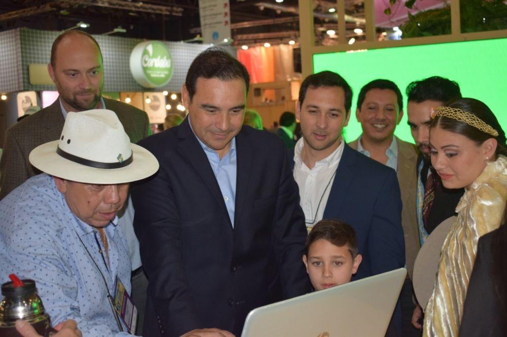 foto: Valdés se refirió al gran potencial de la provincia de Corrientes