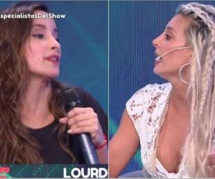 foto: El picante cruce de Lourdes Sánchez con Sol Pérez