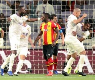 foto: River tiene rival: Al Ain goleó al Esperance de Tunis