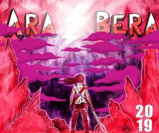 foto: Ará Berá presentó su samba enredo