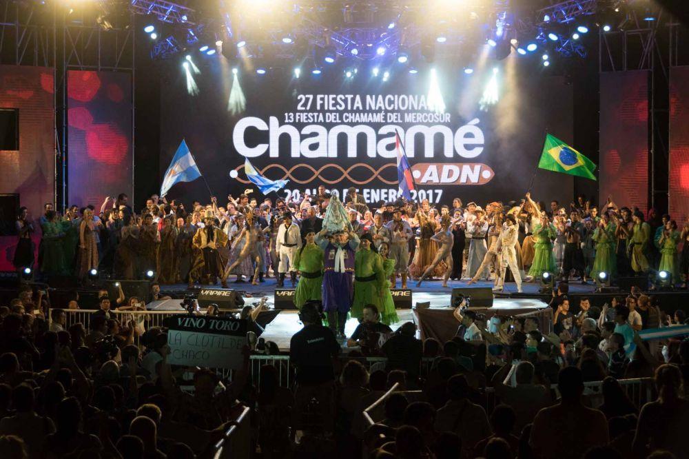 foto: Si el tiempo acompaña, inicia esta noche la Fiesta del Chamamé