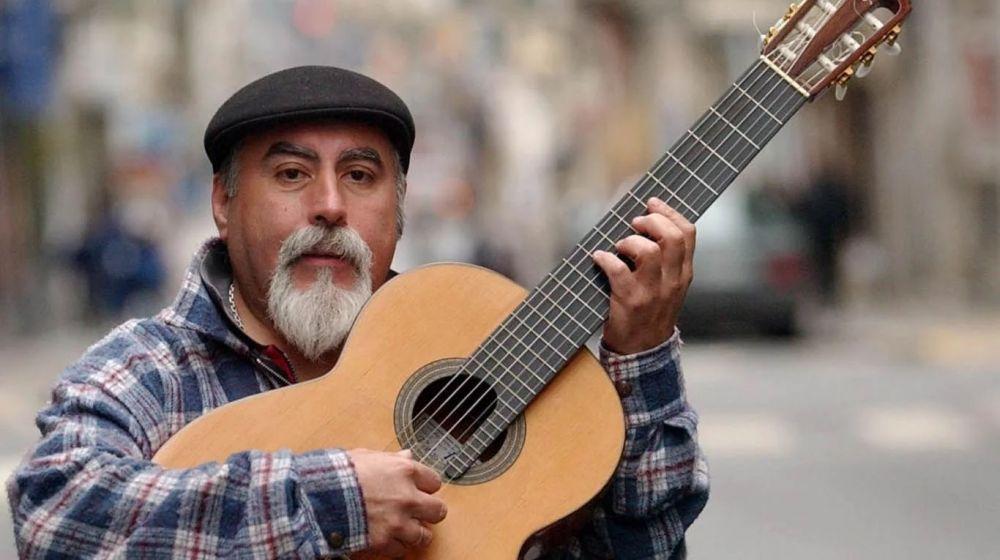 foto: Murió Juanjo Domínguez, el prodigioso guitarrista de la música popular