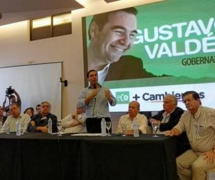foto: Valdés convoca a legisladores de la UCR de cara a las elecciones
