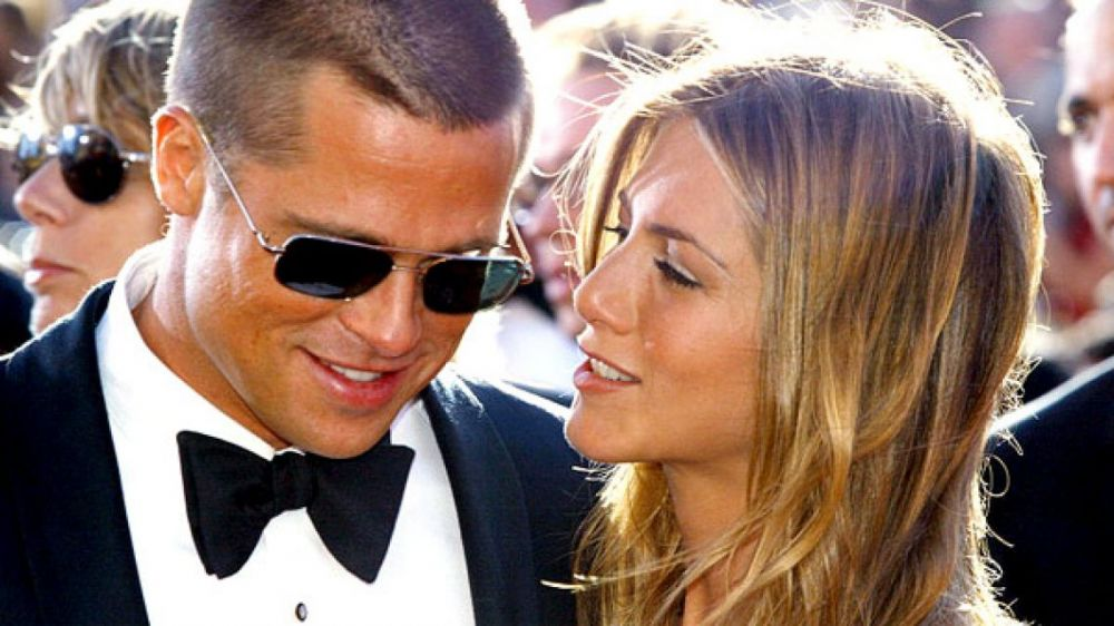 foto: Brad Pitt asistió al cumpleaños de Jennifer Aniston