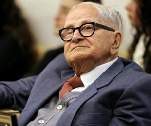foto: Murió Rafi Eitan, espía que capturó al jefe nazi Adolf Eichmann