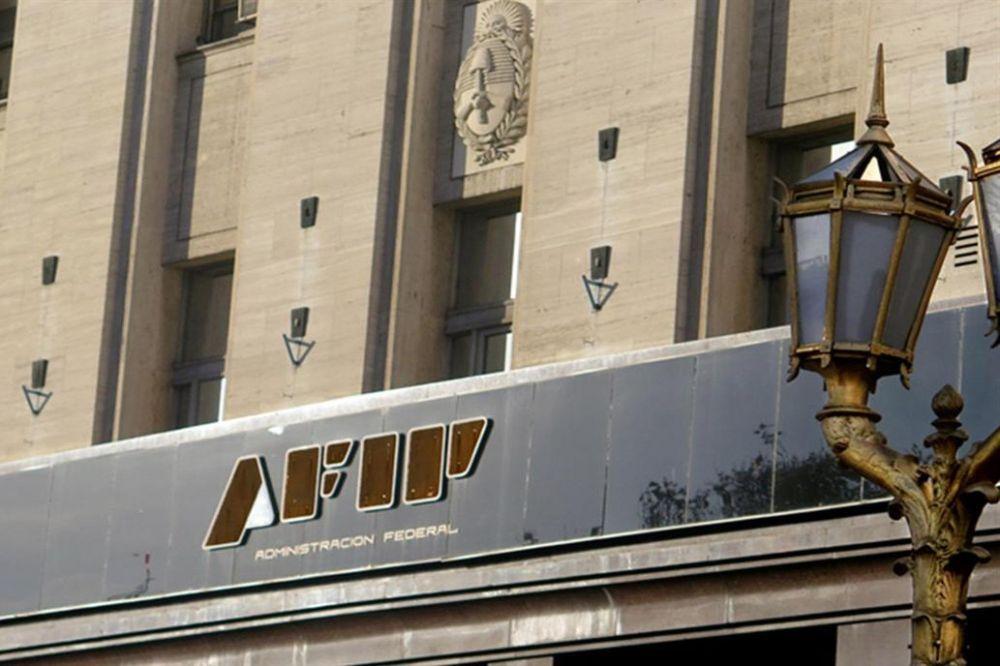 foto: Habrá planes de hasta 60 cuotas para saldar deudas con la AFIP