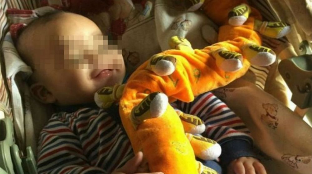 foto: Liberaron a la madre de Valentino, el niño que sufrió maltratos