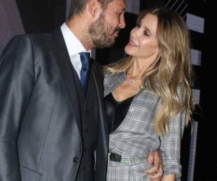 foto: Marcelo Tinelli se comprometió con Guillermina Valdés