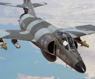 foto: Envían los cinco aviones de guerra que Argentina le compró a Francia