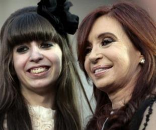 foto: Cristina Kirchner viaja a Cuba para visitar a su hija Florencia