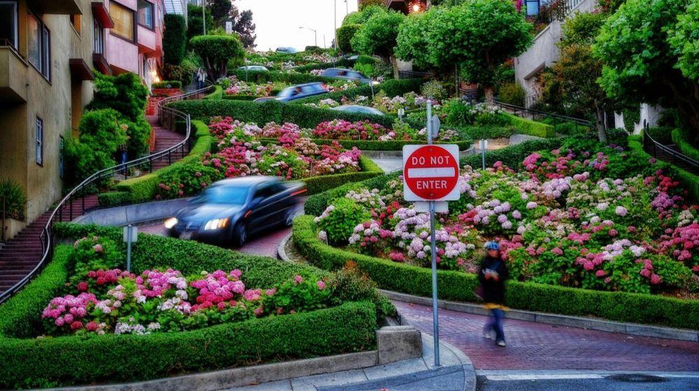 foto: Por qué la calle más famosa de San Francisco cobrará 10 dólares a los turistas