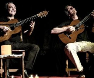 foto: Rudi Flores y las Guitarras elegido