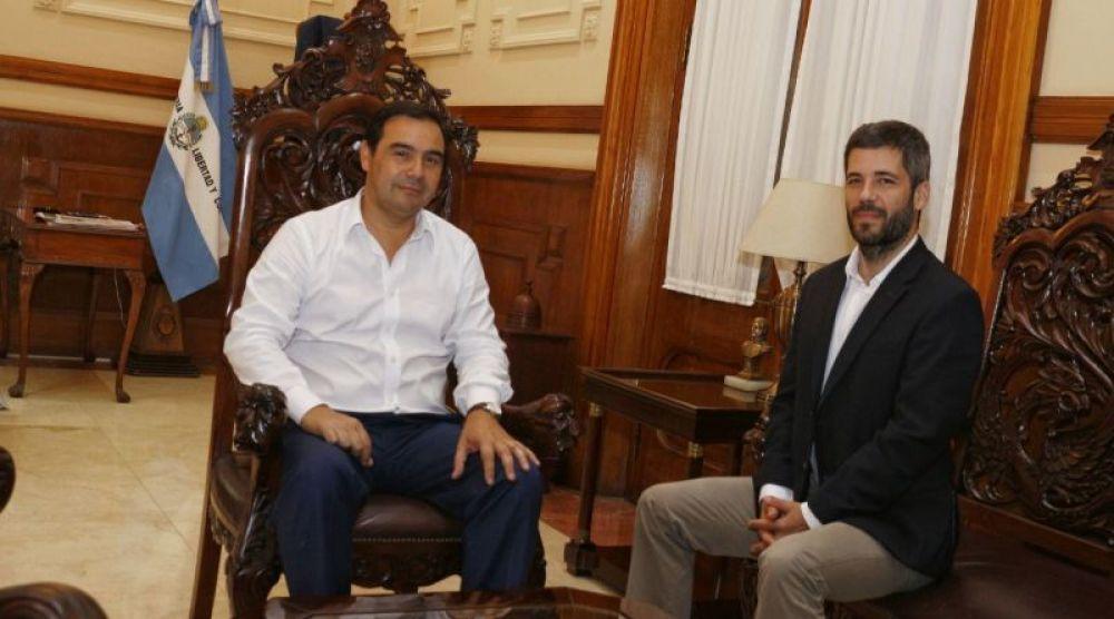 foto: Gustavo Valdés inaugurará obras en Gobernador Virasoro