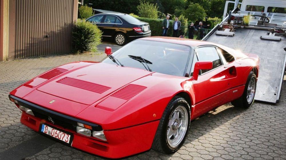 foto: Pidió probar un Ferrari de más de 2 millones de euros y se lo robó
