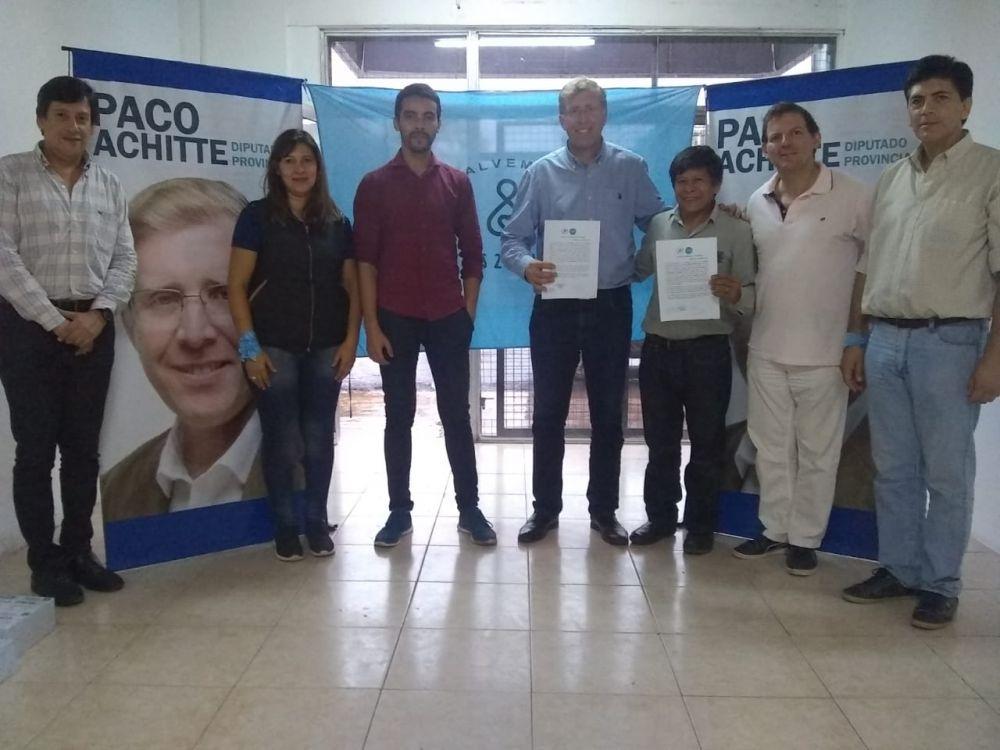 foto: Acuerdo de integración y apoyo mutuo por vida, familia y valores