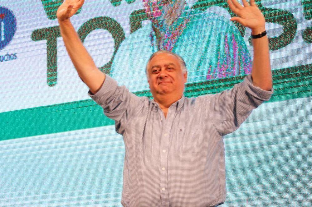 foto: Ganó Corrientes, dijo el electo diputado provincial Pedro Cassani
